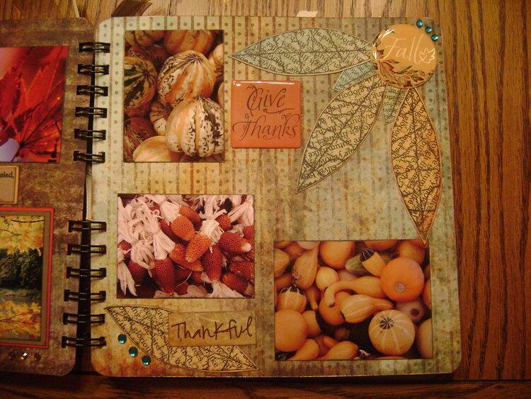 Autumn Spendor Album