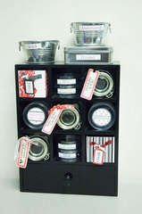 Organized and Inspired Embellishment Organizer