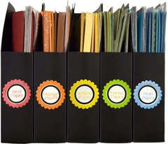 Organized and Inspired Paper Organization