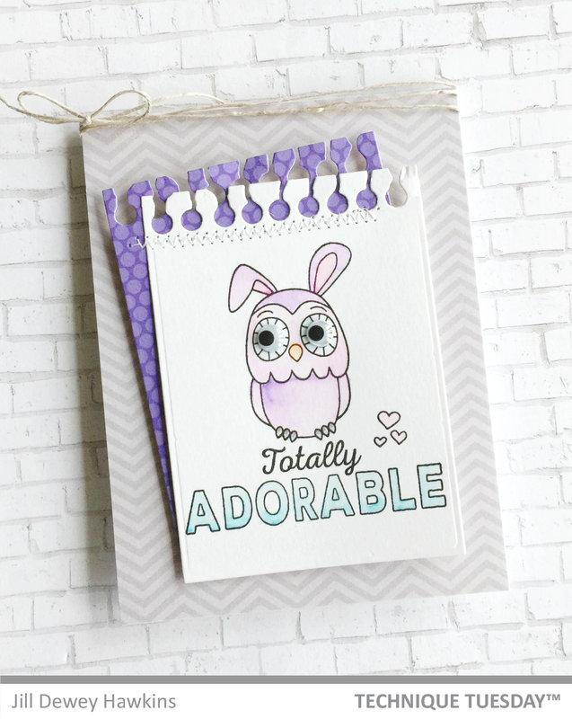 Totally Adorable Card