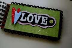 Love Album *RUSTY PICKLE*
