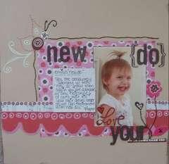 Love your new (do) (New Love Elsie)