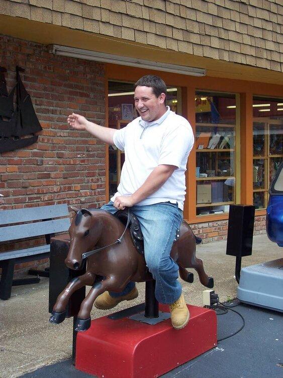 Jacob vs the horse