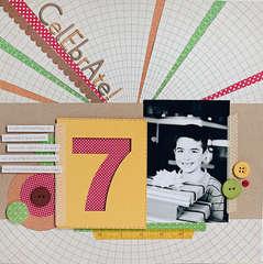 Celebrate 7! *Studio Calico Autumn Press*