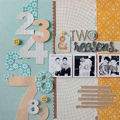 Two Reasons - Studio Calico