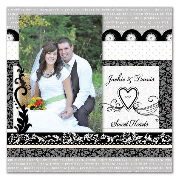 Wedding Sweet Hearts