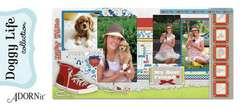 Introducing the new Doggy Life Collection from Adornit