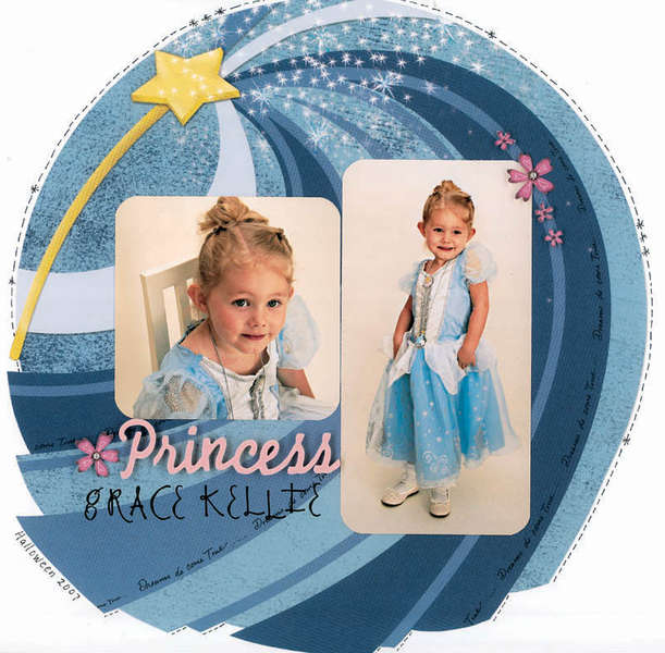 A Little Disney Princess