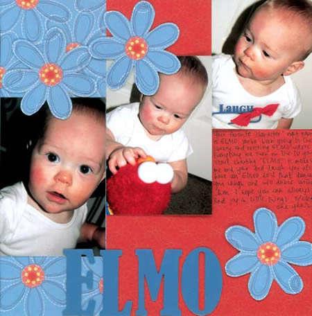 Elmo-*New Carolee's