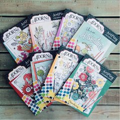 Have you caught the Adult Coloring Craze?