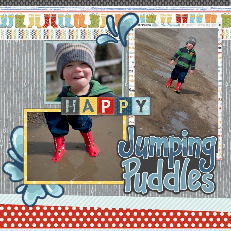 Jumping Puddles