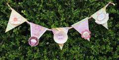 Birthday Banner by Mary Ann Jenkins