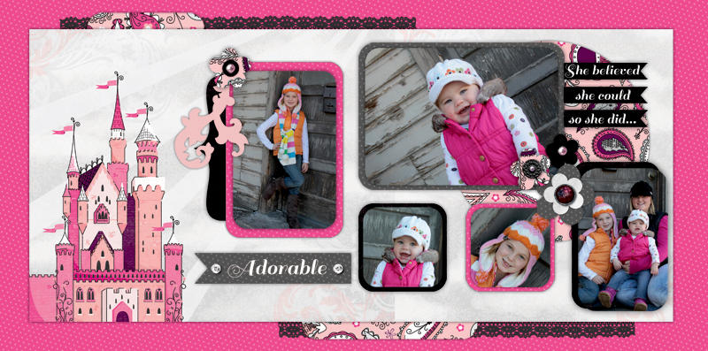 Have you seen the additions to the Adornit Princess Collection?