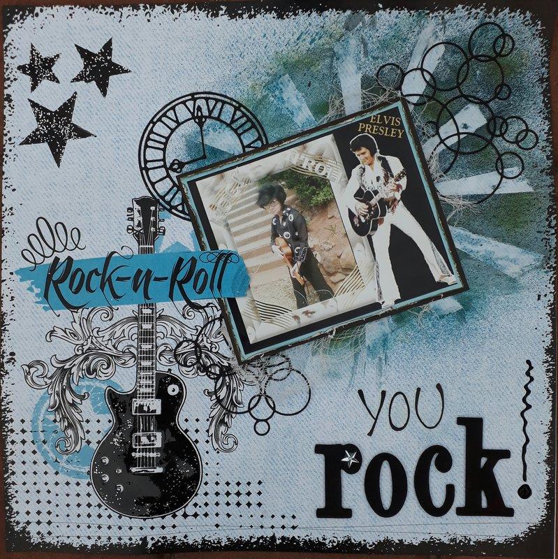 You rock!