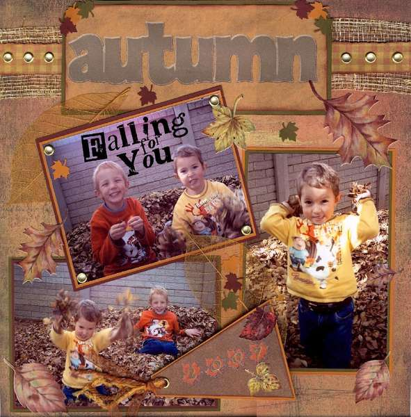 Autumn Frolic 2007 pg1