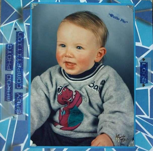 Mardo Photos Baby & Toddler Competition 2001