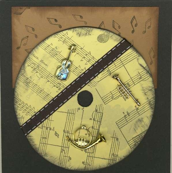 Music, Music, Music Card