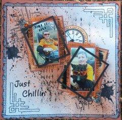 Just Chillin'