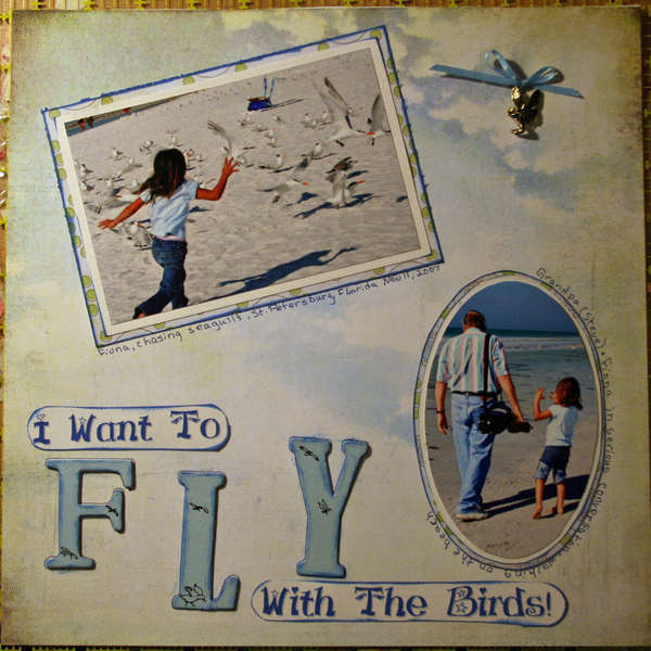 I Want to Fly With The Birds
