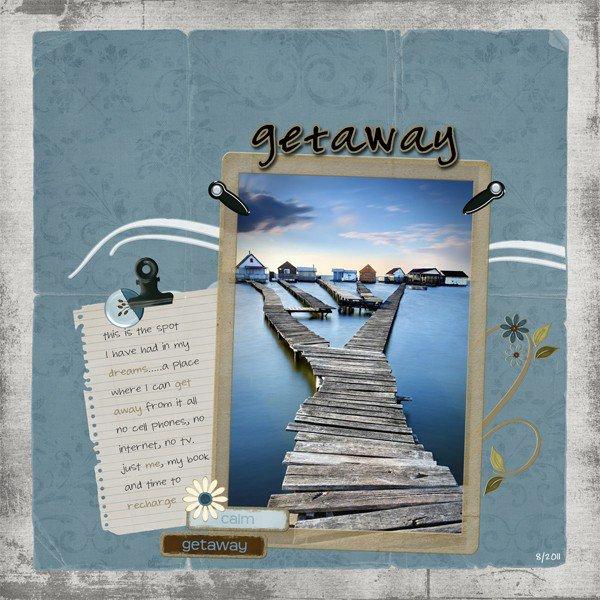 lakeside getaway (in my dreams)