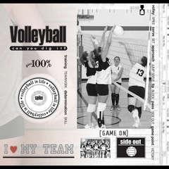 New CI Art Warehouse Volleyball