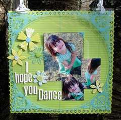 {I hope you dance}