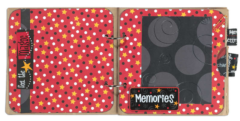 Magic Memory Book Inside