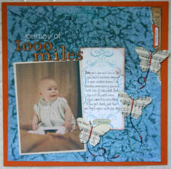 Journey of 1000 miles *SFTIO August Discovery Kit*