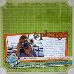 splurge *SFTIO August Discovery Kit*