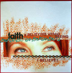 faith *SFTIO September Enlightment Kit*
