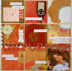 On Purpose *SFTIO October Purpose Kit*
