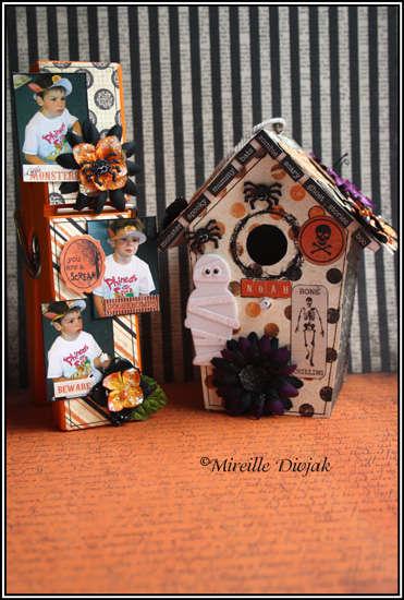 Haunted house Noah *** Petaloo***