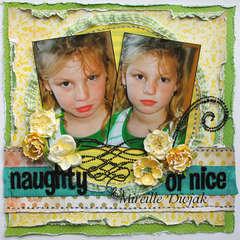 Naughty or Nice ***Petaloo***