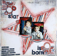 A star is born ***Bo Bunny***
