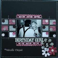 Birthday Girl **Petaloo**