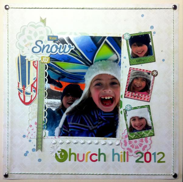 Church hill 2012