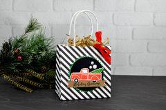 Holiday Greetings Gift Bag *Jillibean Soup*