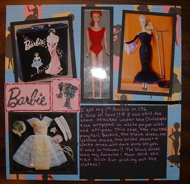 Childhood Memories Barbie