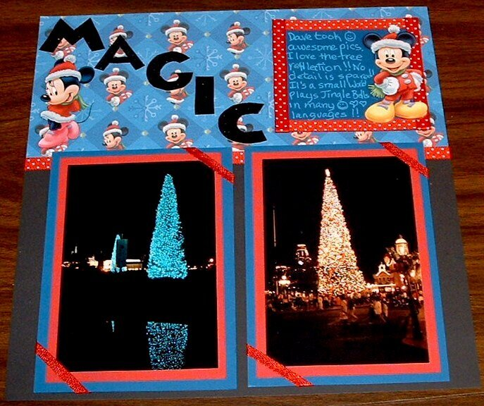 Disney Holiday Magic pg 2 1987