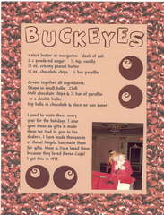 Buckeyes   Heritage Recipe Album