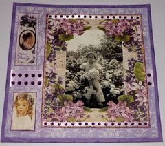 Lilac Beauty Pg 1 May Heritage Challenge