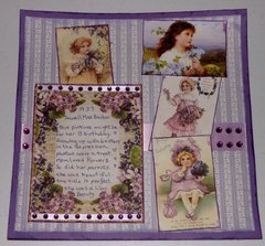 Lilac Beauty pg 2 May Heritage Challenge