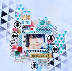 Cocoa Daisy January//Look At You