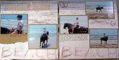 Horseback Riding on Beach