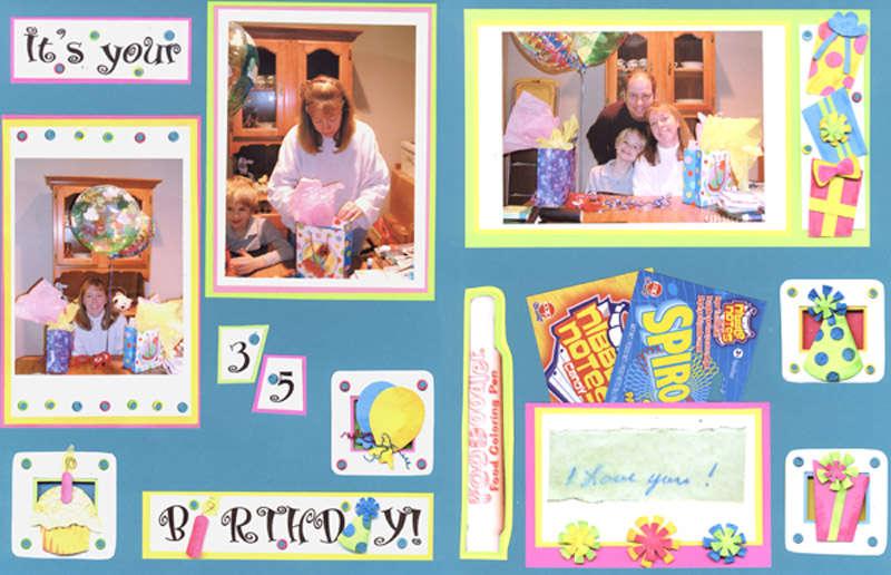 Maureen's 35th Birthday