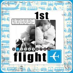 1st Flight