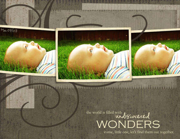 Wonder (digi)