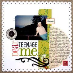 Dear Teenage Me