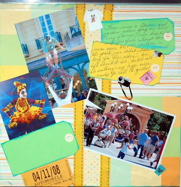 Places of Epcot page 2