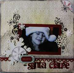 I do Believe in Santa Clause